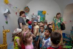 Výstava Ježka Separka v Prešove 2012